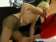 Dan&Randolph pantyhose homoerotic video