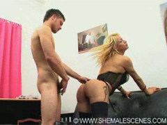 The Best Exclusive HD Shemale Video!